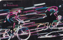 GERMANY - Cycling, Team Telekom/Teamgeist Und Technik(A 45), Tirage 14000, 12/91, Mint - Sport
