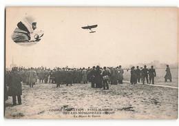 Le Départ De ROLAND GARROS à Issy Les Moulineaux En Mai 1911 PARIS MADRID   ELD Aviateur Aviation Avion Paris - Aviadores