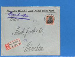 Allemagne Reich 1915 Lettre De Gera (G3374) - Covers & Documents