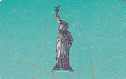 GERMANY(chip) - Here We Are/The Statue Of Liberty-New York(A 52 B), Tirage 49000, 12/91, Mint - Altri