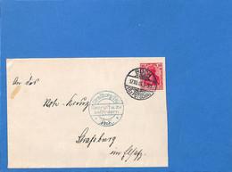 Allemagne Reich 1915 Lettre De Buch (G3385) - Covers & Documents