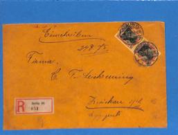 Allemagne Reich 1919 Lettre De Berlin (G3386) - Covers & Documents