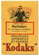 Pochette De Négatifs à Développer. Photo-Cinéma Bachelart 90 Rue Des Capucins.Commercy - Altri