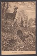 093700/ *Saint-Hubert - Les Cerfs*, Ed Dumont Liège - 1900-1949