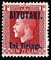 * Aitutaki - Lot No. 80 - Aitutaki