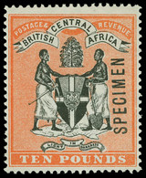S British Central Africa - Lot No. 230 - Other