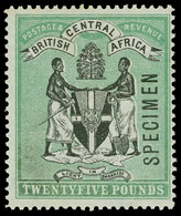 S British Central Africa - Lot No. 231 - Other