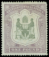 * British Central Africa - Lot No. 232 - Other