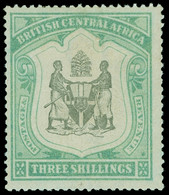 ** British Central Africa - Lot No. 234 - Other