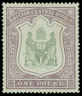 ** British Central Africa - Lot No. 235 - Other