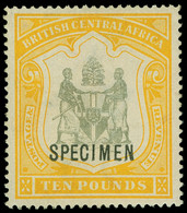 S British Central Africa - Lot No. 236 - Other