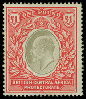 ** British Central Africa - Lot No. 237 - Other
