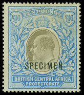 S British Central Africa - Lot No. 238 - Other