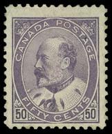 * Canada - Lot No. 353 - Unused Stamps