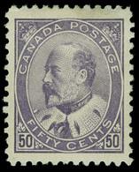 * Canada - Lot No. 355 - Unused Stamps