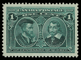 * Canada - Lot No. 357 - Unused Stamps