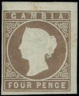 * Gambia - Lot No. 505 - Gambia (...-1964)