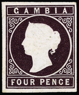 * Gambia - Lot No. 506 - Gambia (...-1964)