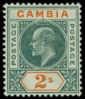 * Gambia - Lot No. 509 - Gambia (...-1964)