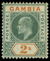 * Gambia - Lot No. 510 - Gambia (...-1964)