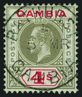 O Gambia - Lot No. 513 - Gambia (...-1964)