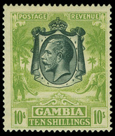 * Gambia - Lot No. 514 - Gambia (...-1964)