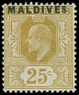 * Maldive Islands - Lot No. 718 - Maldives (...-1965)