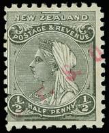 * New Zealand - Lot No. 847 - Officials