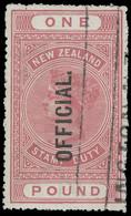 O New Zealand - Lot No. 852 - Officials