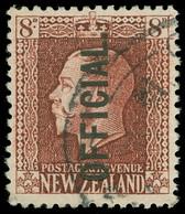 O New Zealand - Lot No. 853 - Officials