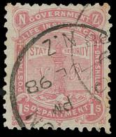 O New Zealand - Lot No. 856 - Officials