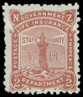* New Zealand - Lot No. 857 - Officials