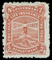 * New Zealand - Lot No. 858 - Officials