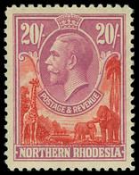* Northern Rhodesia - Lot No. 906 - Northern Rhodesia (...-1963)
