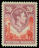 * Northern Rhodesia - Lot No. 907 - Northern Rhodesia (...-1963)