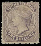 * Turks Islands - Lot No. 1146 - Turks- En Caicoseilanden