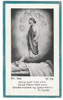 Kind/Enfant (0 Jaar), Annie Rita Voeten, Wuustwezel 1952 - Brasschaat 1952 - Décès