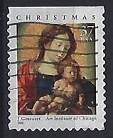 USA 2002  Christmas (o) Mi.3646 I BD O  (1st Issue) - Gebraucht