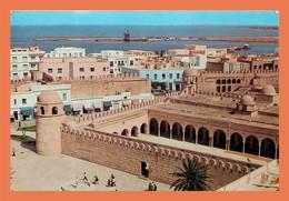 A683 / 201 Tunisie SOUSSE Mosquée Et Le Port - Tunisie