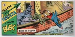 "Il Grande Blek ""striscia"" (Dardo 1963)   XXIII° Serie  N. 8 - Non Classificati"