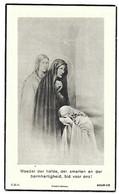 Eerw. Dame Marie-Victoire Der Kanunnikessen-Missionarissen, Ledegem 1905 - Toulouse 1941 - Décès
