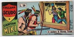 "Capitan Miki ""Striscia"" (Dardo 1963)  Serie  XXVII°  N. 9 - Non Classificati"
