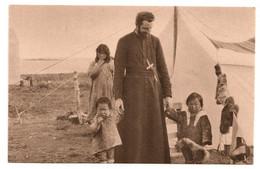 Ref 571 CPA Mission D'Amérique Missionnaire Et Enfants - Other