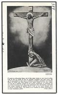 Emilius Van Dyck, Wiekevorst 1911 - Grevelingen 1940 - Décès