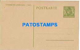 170278 LIECHTENSTEIN POSTAL STATIONERY POSTCARD - Postwaardestukken