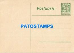170280 LIECHTENSTEIN 10 RP POSTAL STATIONERY POSTCARD - Postwaardestukken