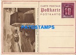 170285 LIECHTENSTEIN TRIESENBERG MASESCHA 10 RP POSTAL STATIONERY POSTCARD - Postwaardestukken