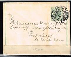 DANEMARK / Oblitérés/Used / 1899  - Postcard / Postal Stationery  28/09/1911 Copenhague - Postwaardestukken