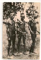 Ref 570 : CPSM Afrique Homme Nu Bénin Dahomey Etui Pennien Penien Soumba Scarification - Dahomey