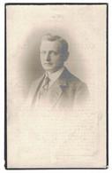 MONSIEUR GABRIEL ISOLABELLA NE A LEUZE1879 DECEDE A RANAIX 1920 - Décès